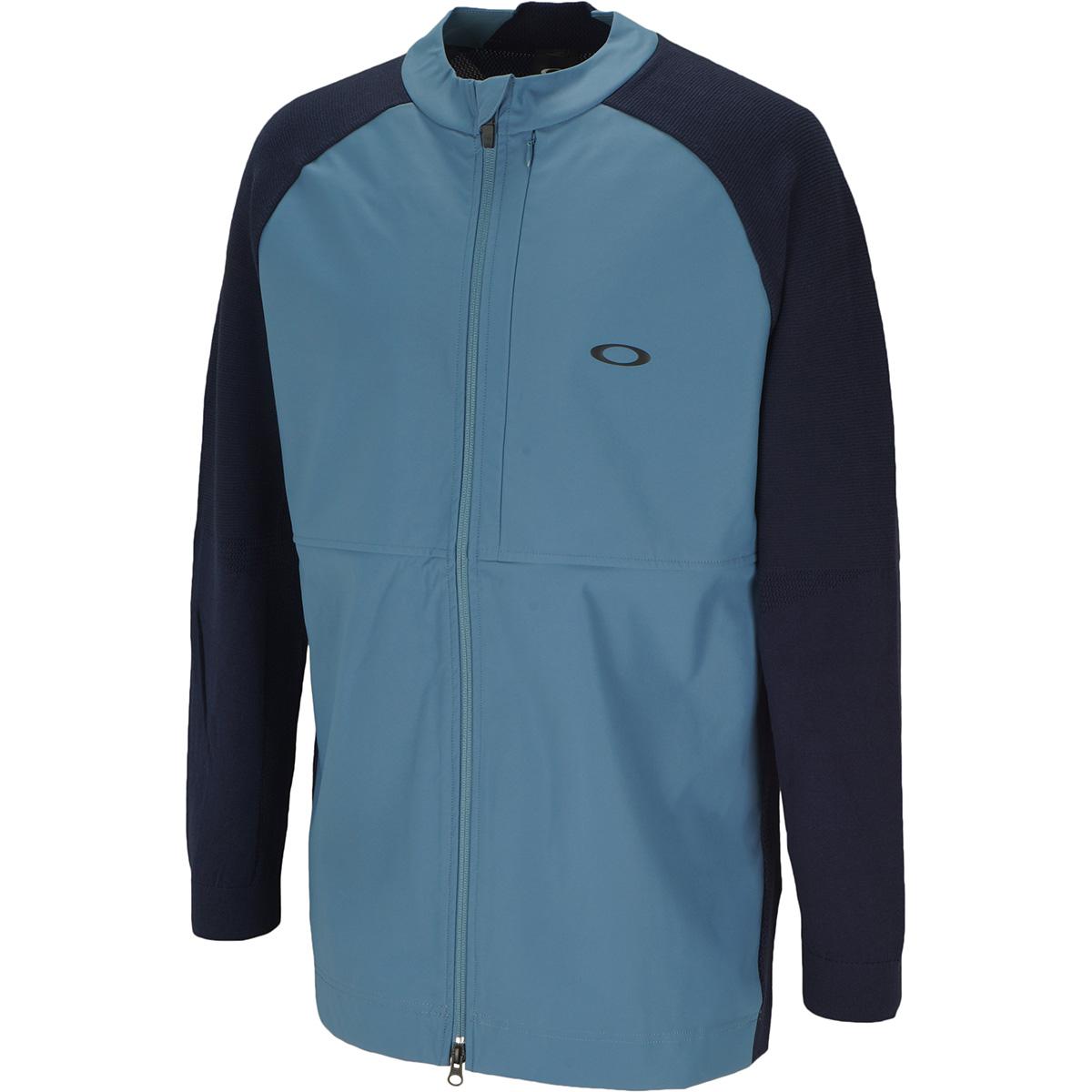 SEAMLESS ハイブリッドセータージャケット