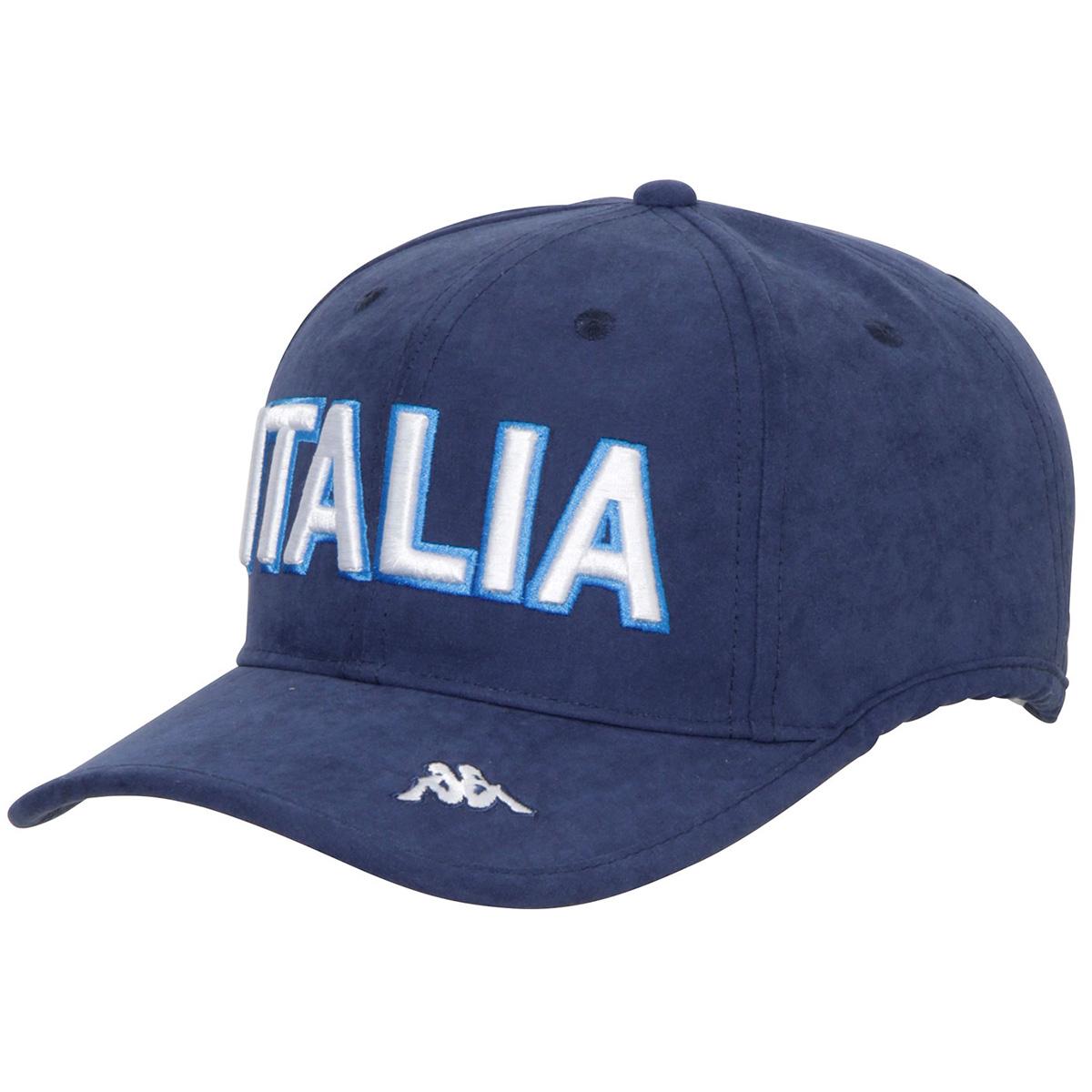 ITALIA ロゴキャップ