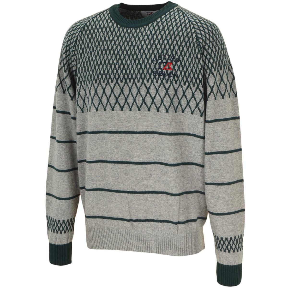 カッター&バック カシミヤセーター
