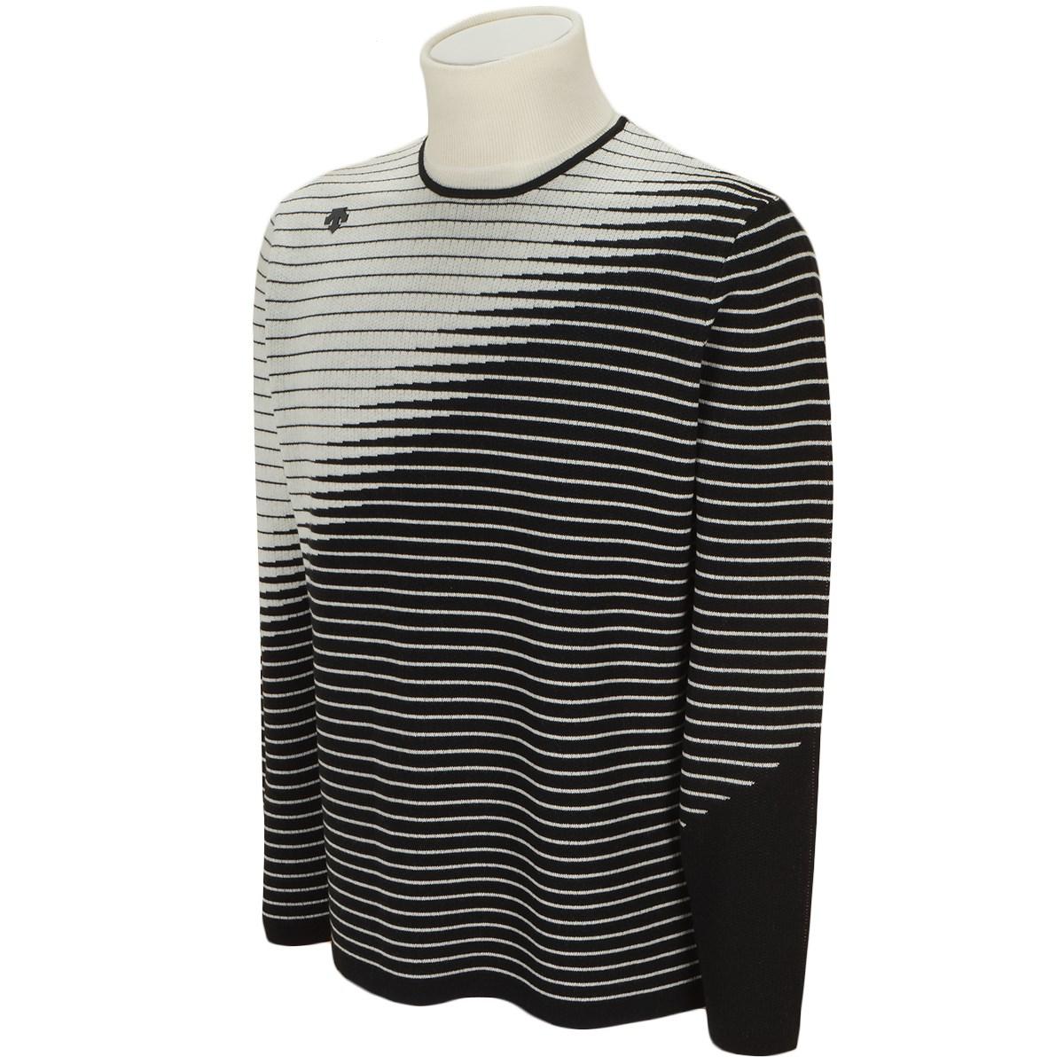 デサントゴルフ(DESCENTE GOLF) ライジングジャカード ラインデザインセーター