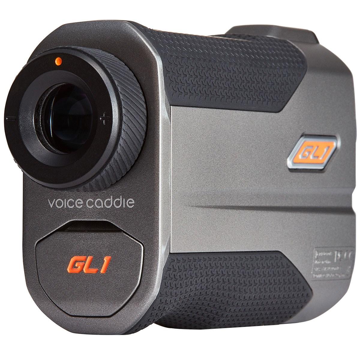 ボイスキャディ Voice Caddie GL1 GPS搭載 レーザー照準タイプ 距離測定器 シルバー