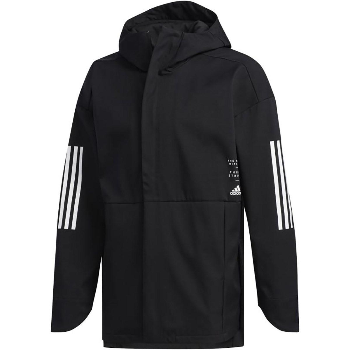 アディダス Adidas ID レインジャケット J/S ブラック