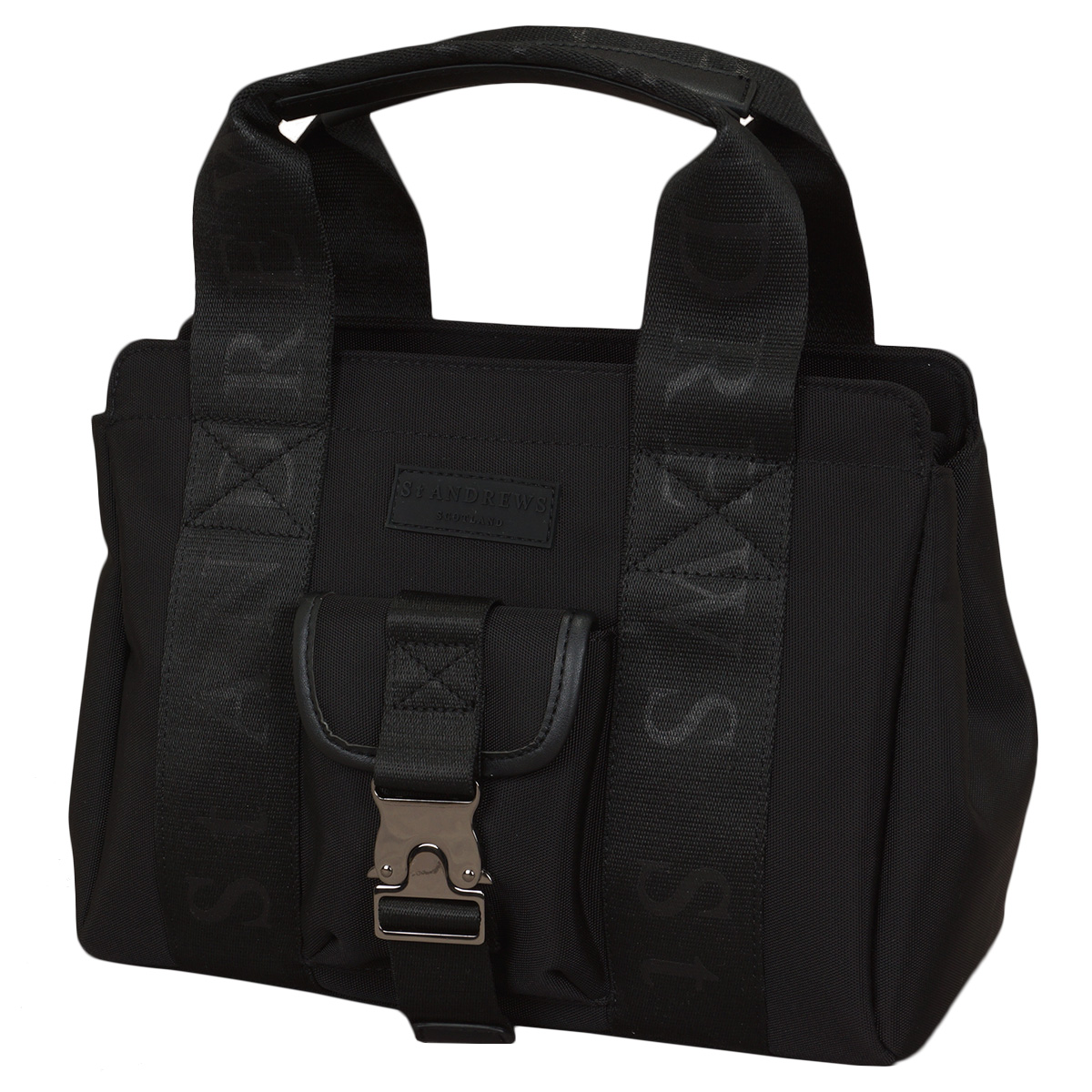 ロゴテープカートバッグ