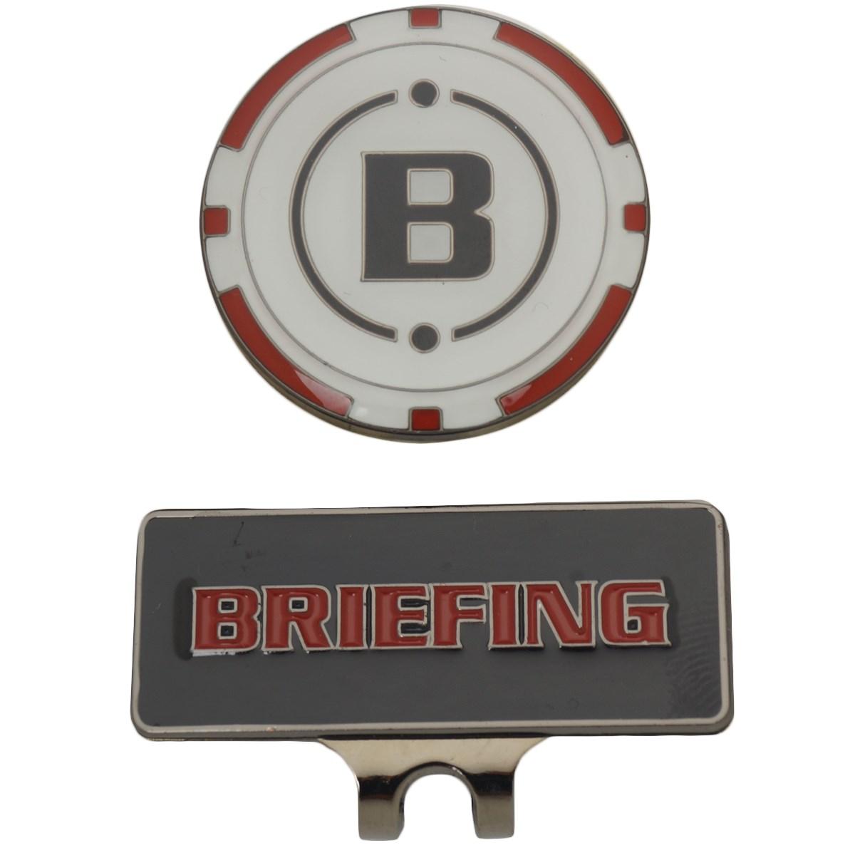ブリーフィング BRIEFING B SERIES マグネットマーカー ホワイト