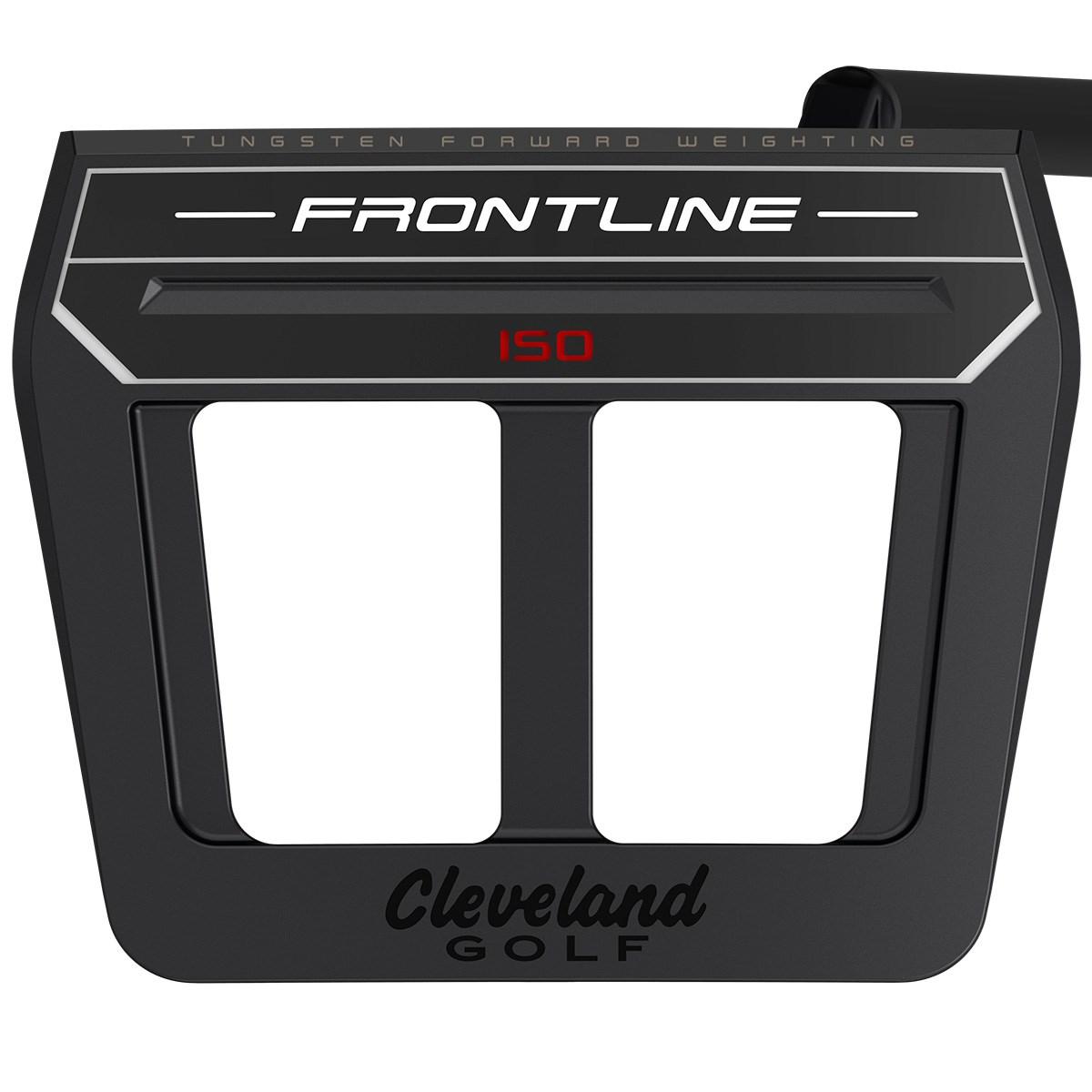 クリーブランド Cleveland Golf FRONTLINE ISO パター シャフト:オリジナルスチール 34inch