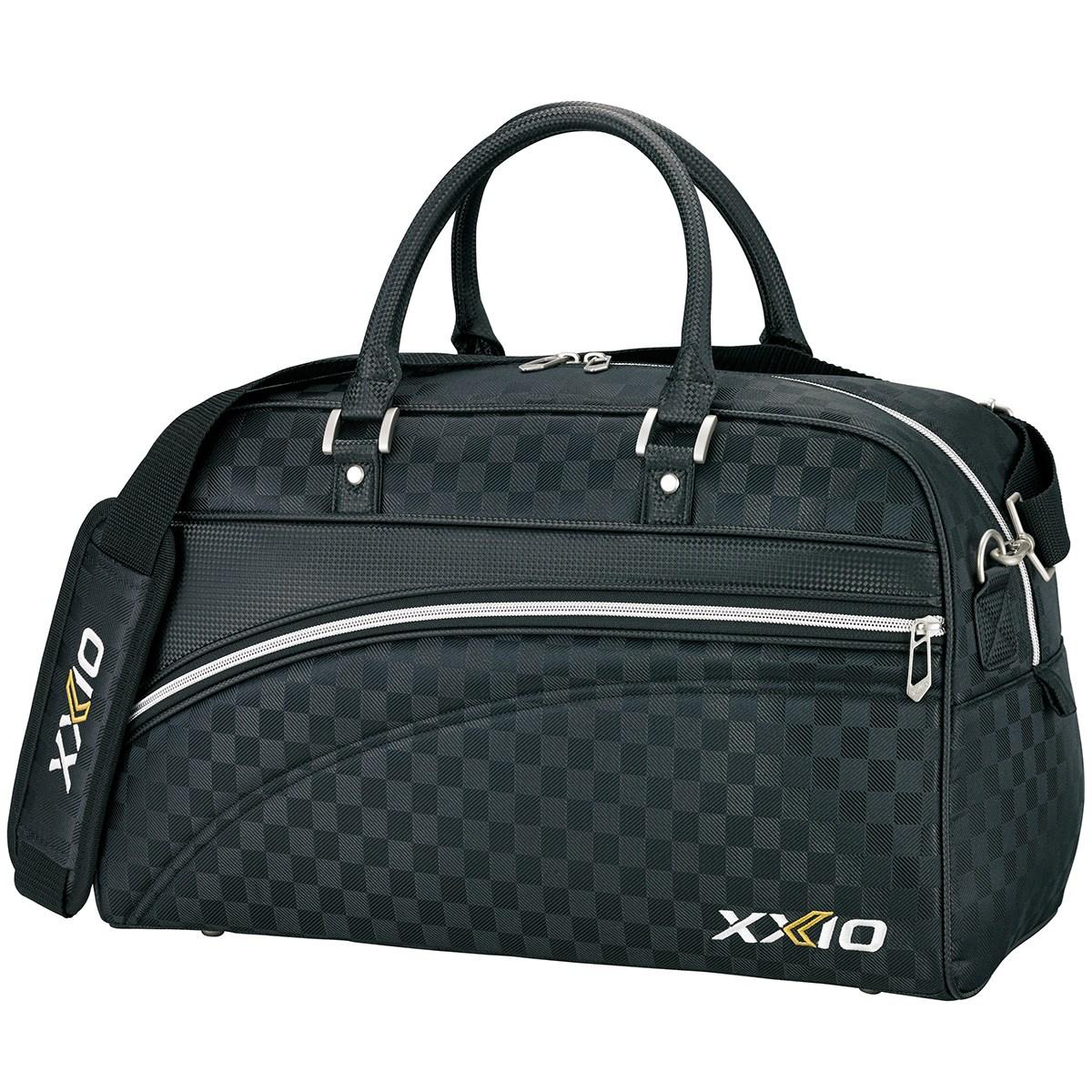 ダンロップ XXIO スポーツバッグ ブラックチェック