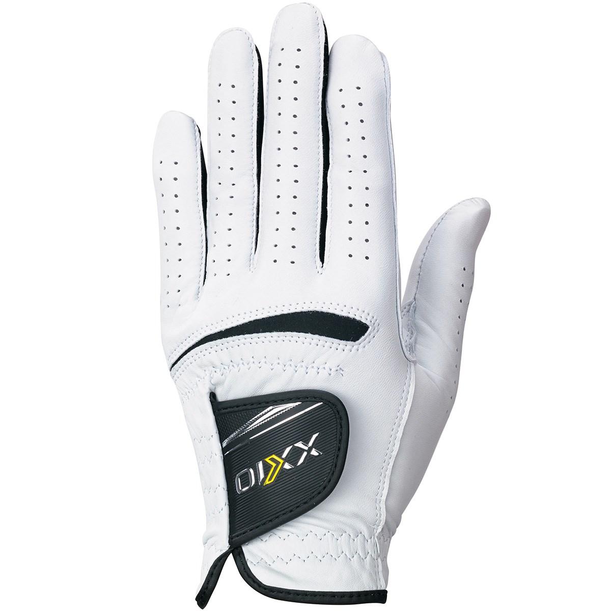 ダンロップ XXIO ゴルフグローブ 22cm 左手着用(右利き用) ホワイト