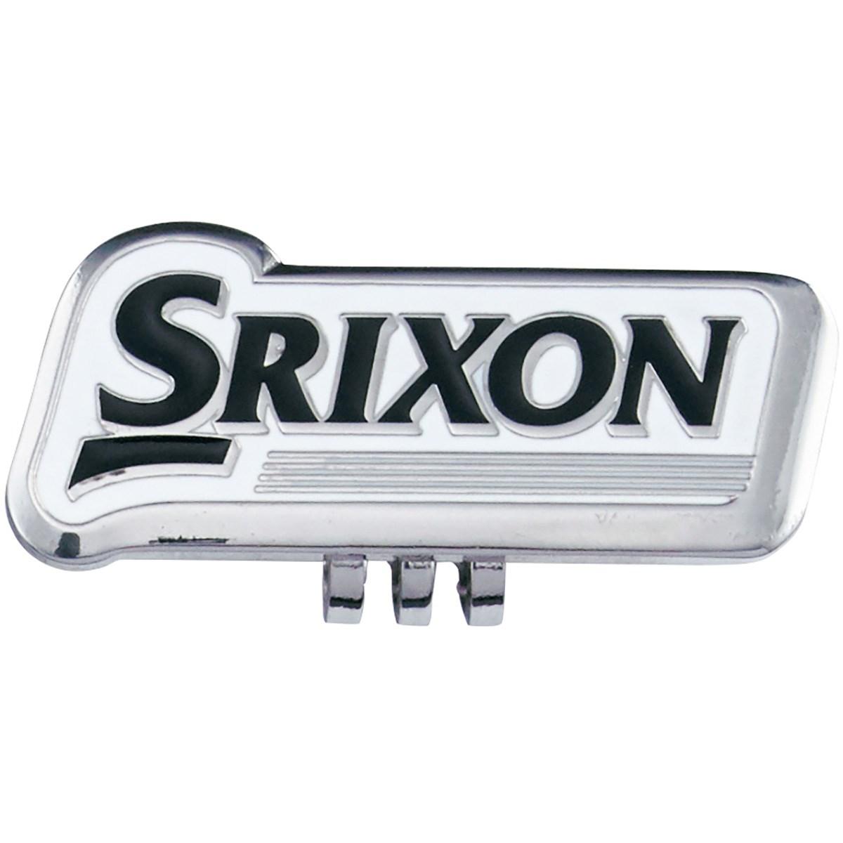 ダンロップ SRIXON クリップ&マーカー ホワイト