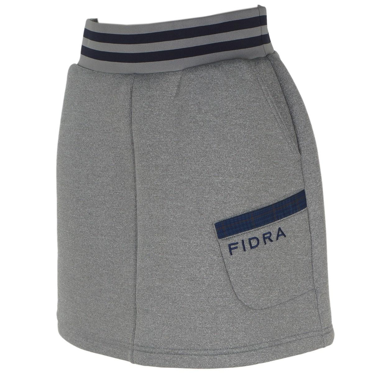 フィドラ ストレッチ 裏起毛スカートレディス