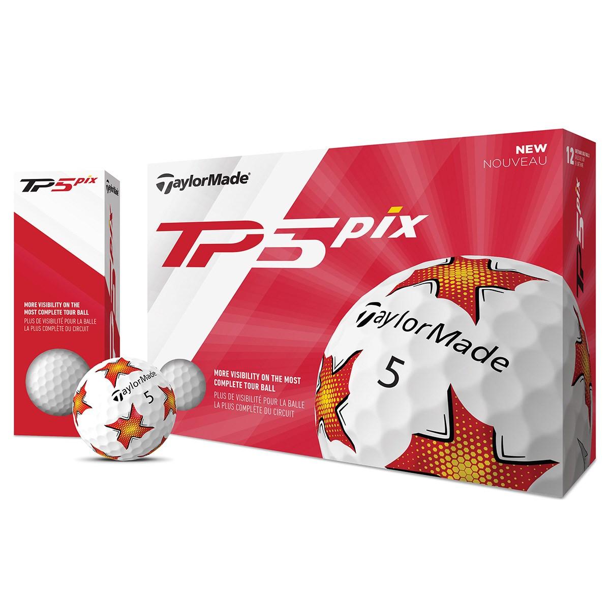 テーラーメイド(Taylor Made) TP5 pix ボール