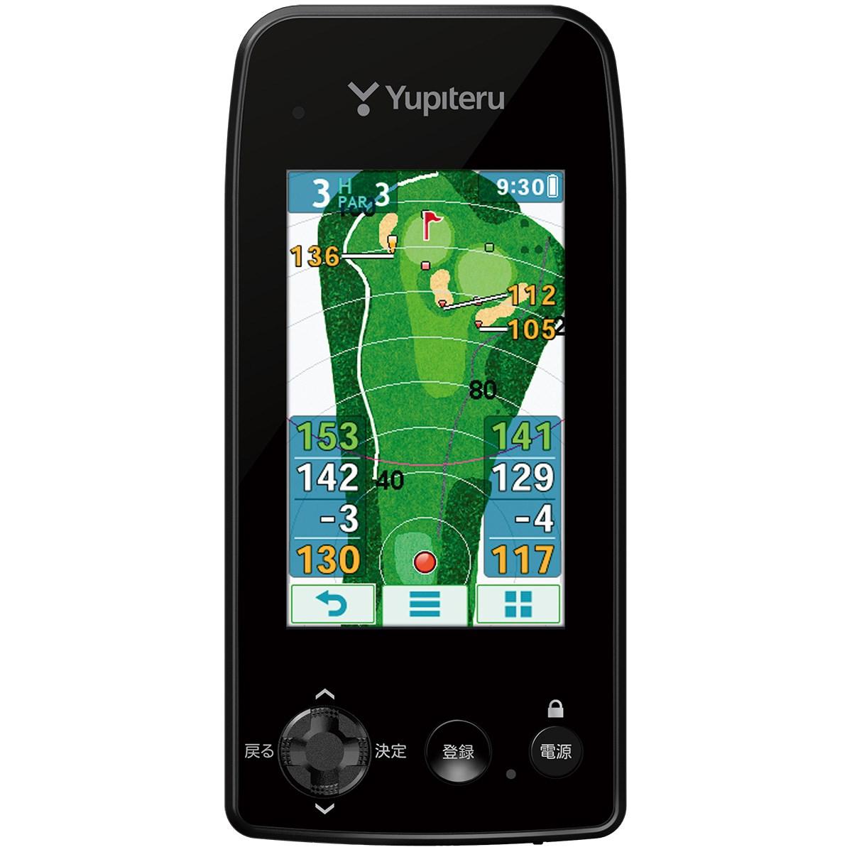 ユピテル YUPITERU ゴルフナビ YGN7000 ブラック