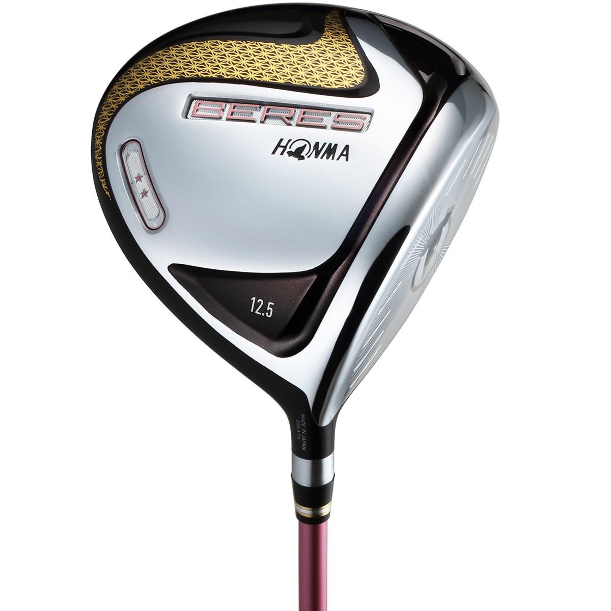 本間ゴルフ BERES ベレス ドライバー ARMRQ 38 2S シャフト:ARMRQ 38 2S L 11.5° 60° 44.25inch レディス