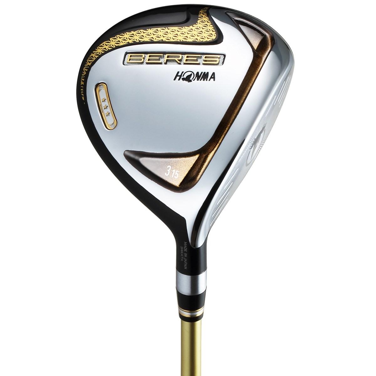 本間ゴルフ(HONMA GOLF) ベレス フェアウェイウッド ARMRQ 42/47 3S