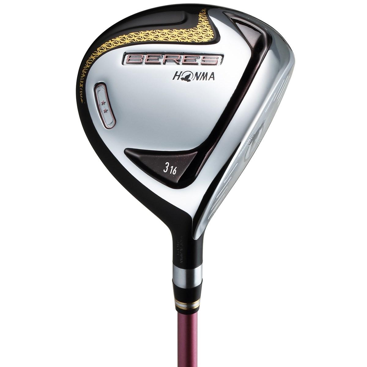 本間ゴルフ BERES ベレス フェアウェイウッド ARMRQ 38 2S シャフト:ARMRQ 38 2S L 5W 19° 41.25inch レディス