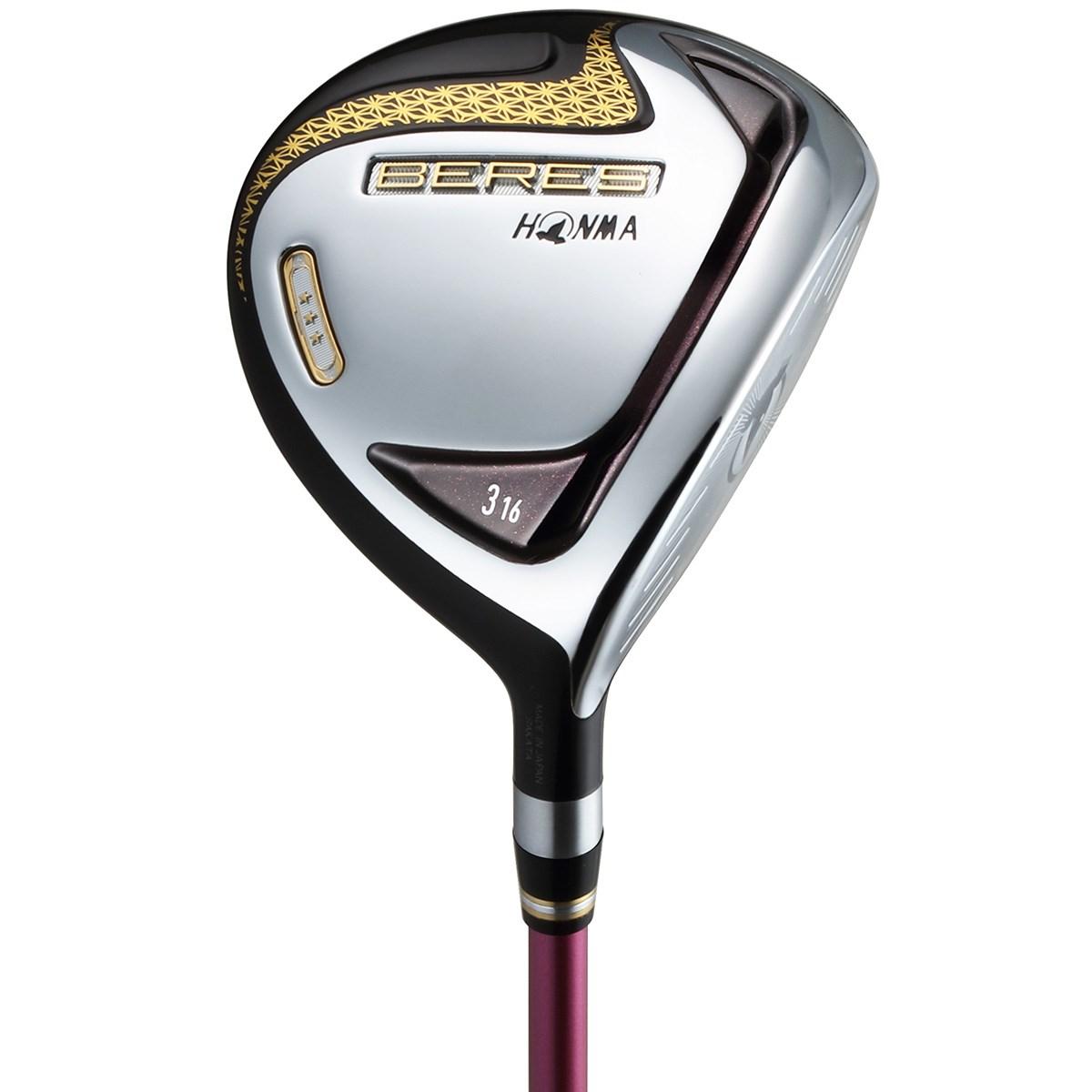 本間ゴルフ(HONMA GOLF) ベレス フェアウェイウッド ARMRQ 38 3Sレディス
