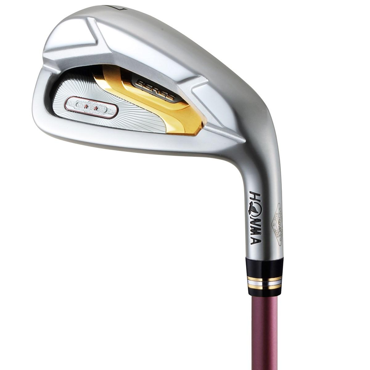 本間ゴルフ(HONMA GOLF) ベレス アイアン(4本セット) ARMRQ 38 2Sレディス