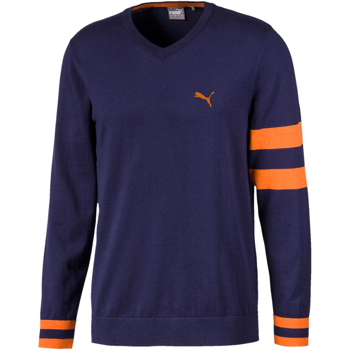 Vネックセーター【USモデル】