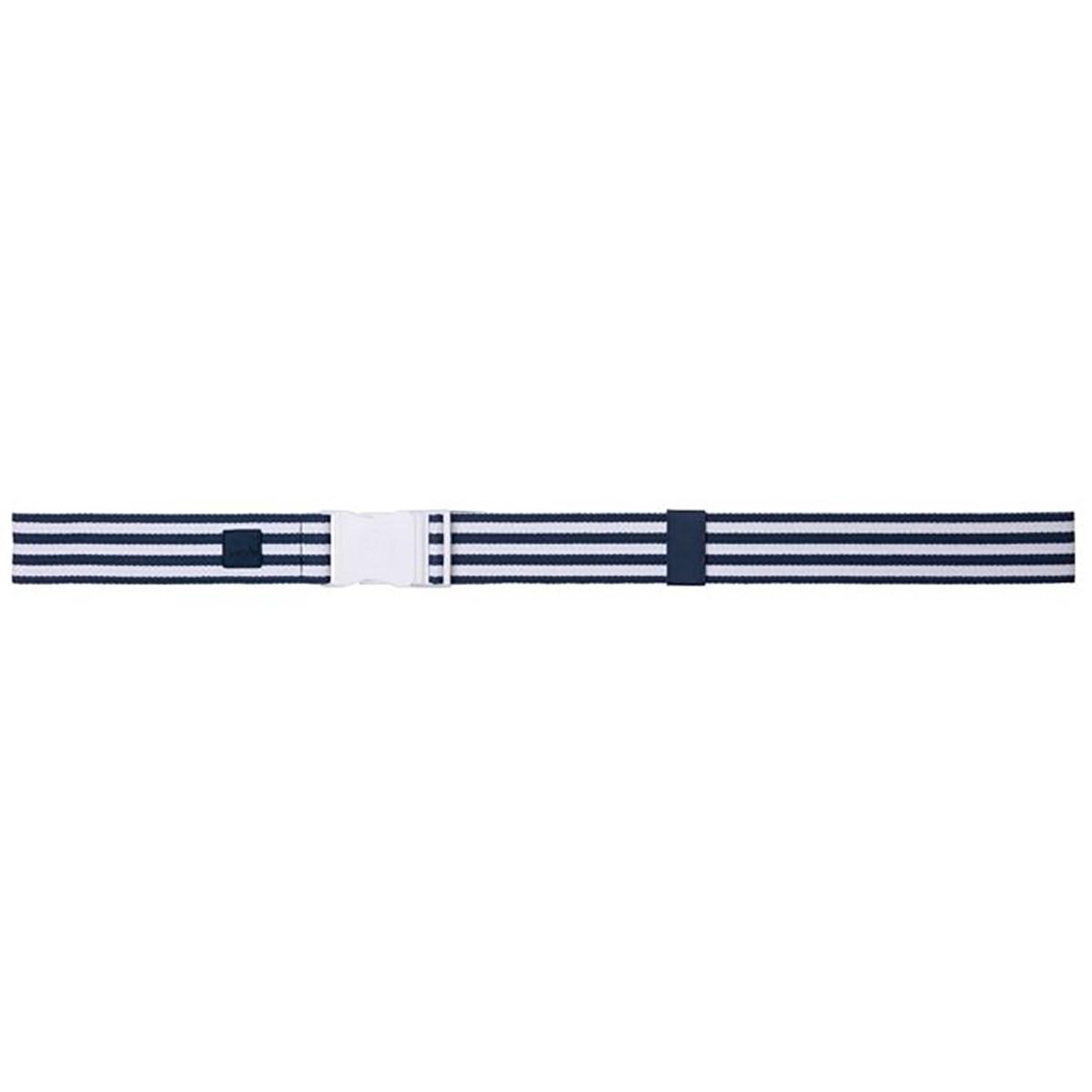 プーマ PUMA Pars & Stripes ウルトラライト ストレッチ ベルト フリー ダークデニム 01