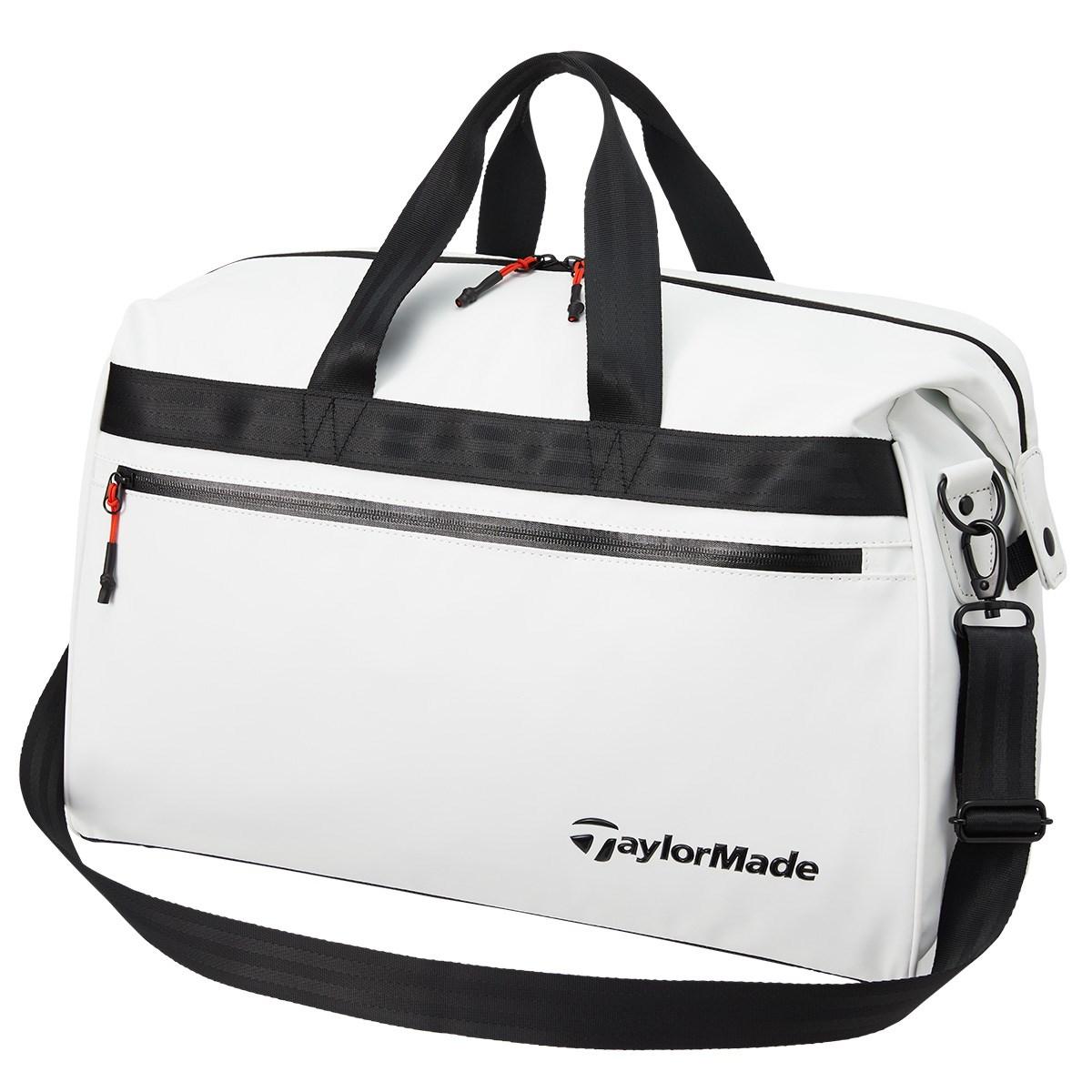 テーラーメイド Taylor Made シティテック ボストンバッグ ホワイト