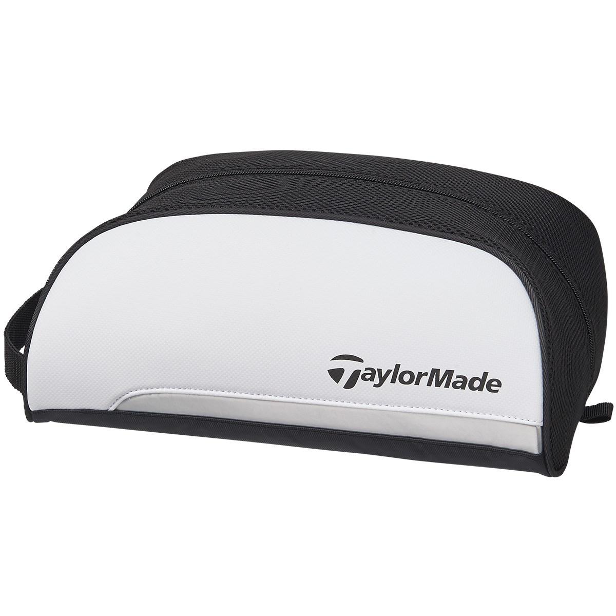 テーラーメイド Taylor Made トゥルーライト シューズケース ホワイト/ブラック