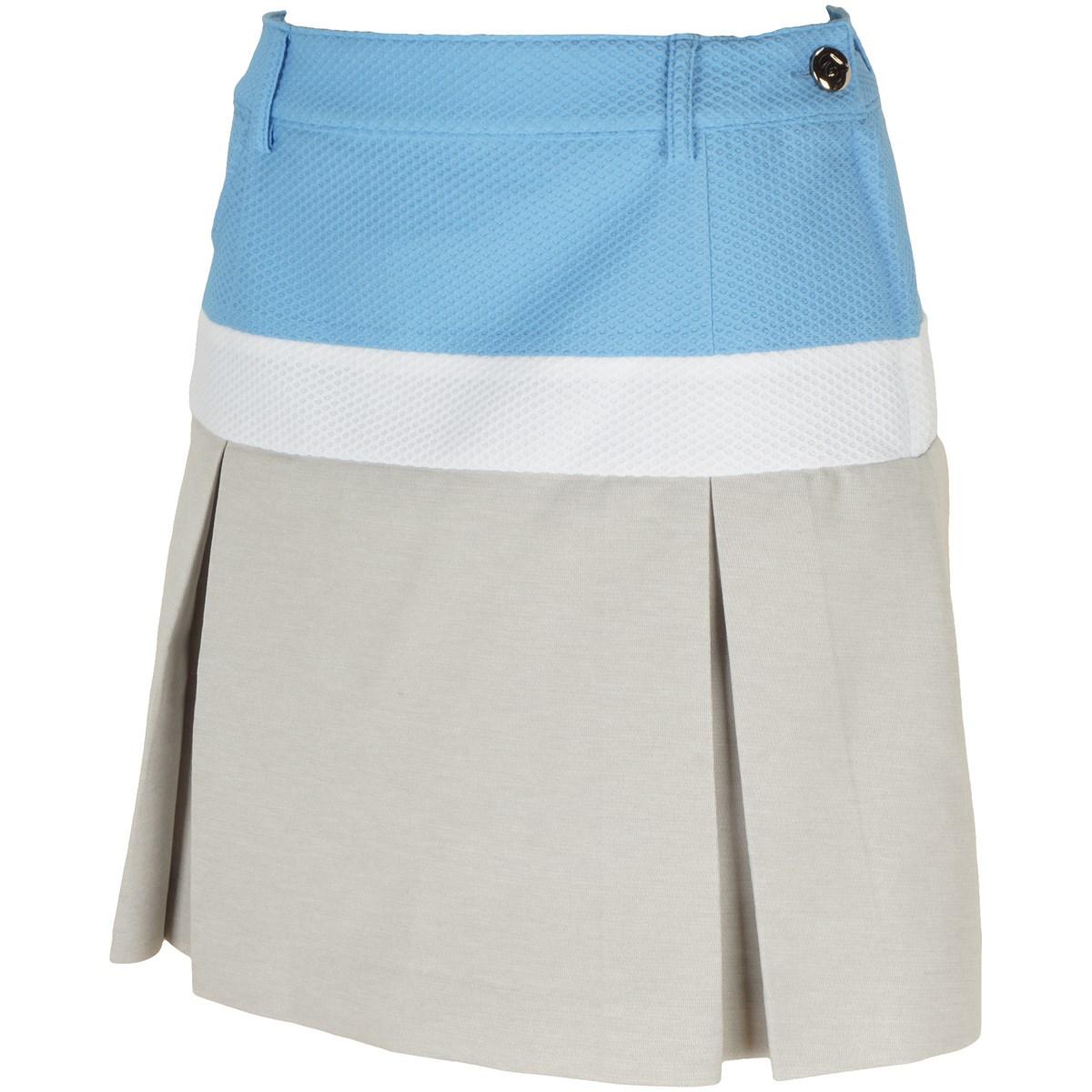 アルチビオ archivio スカート 40 ブルー レディス