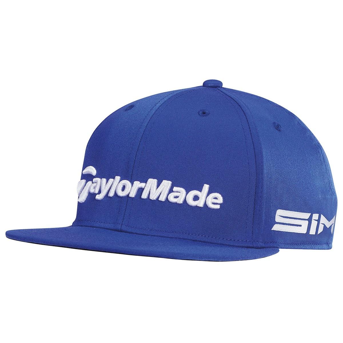 テーラーメイド(Taylor Made) ツアーフラットビル キャップ
