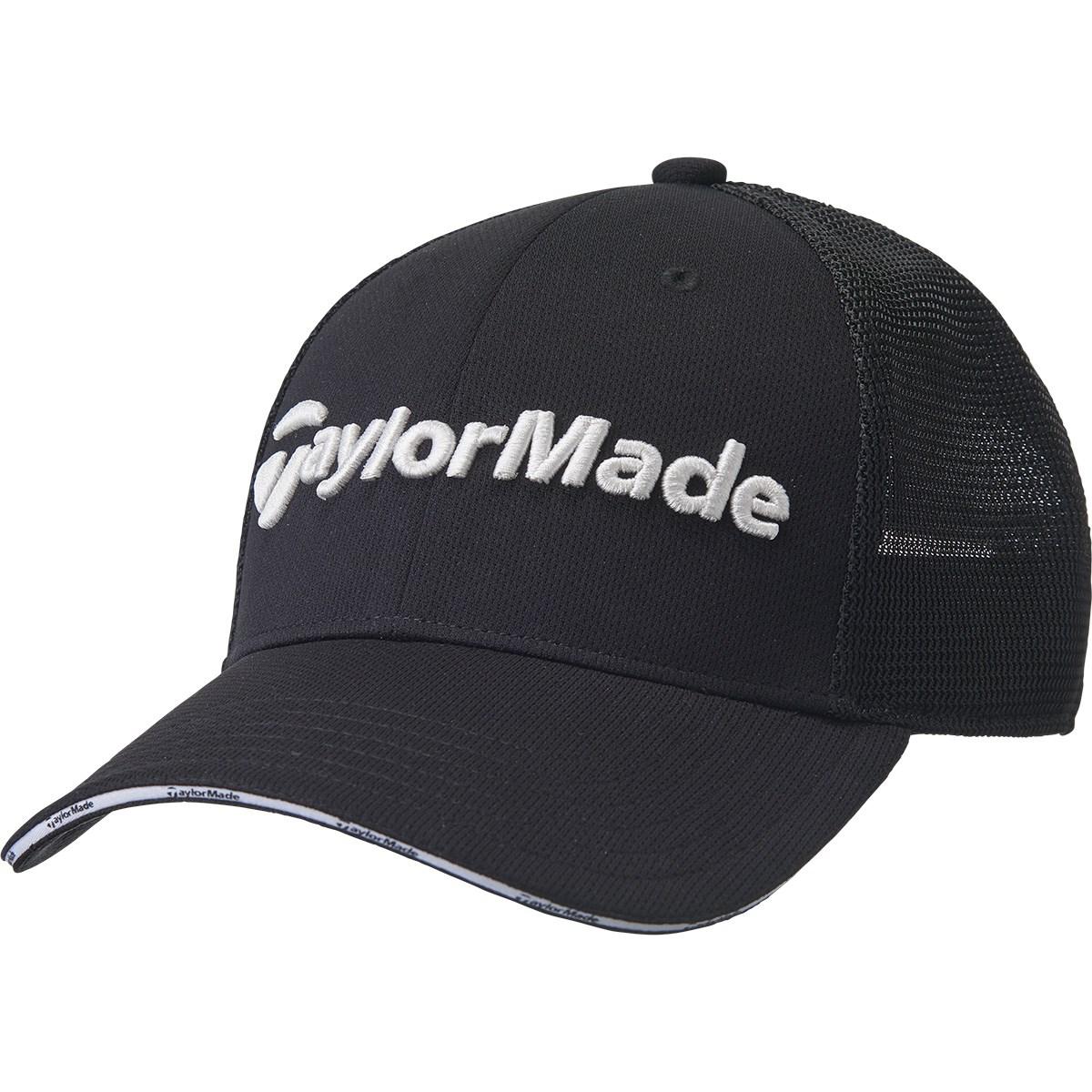 テーラーメイド Taylor Made メッシュキャップ フリー ブラック