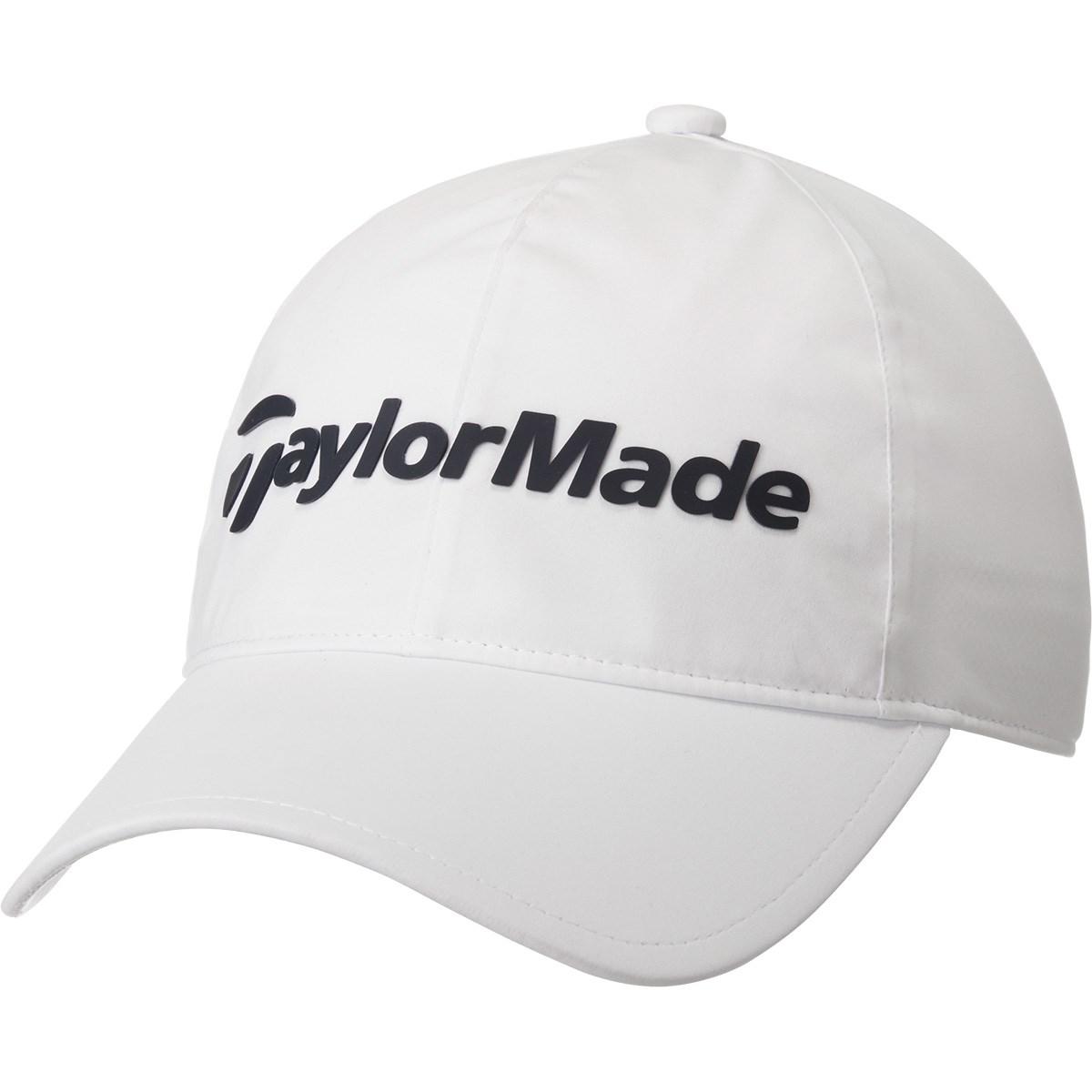 テーラーメイド Taylor Made レインキャップ S/M ホワイト
