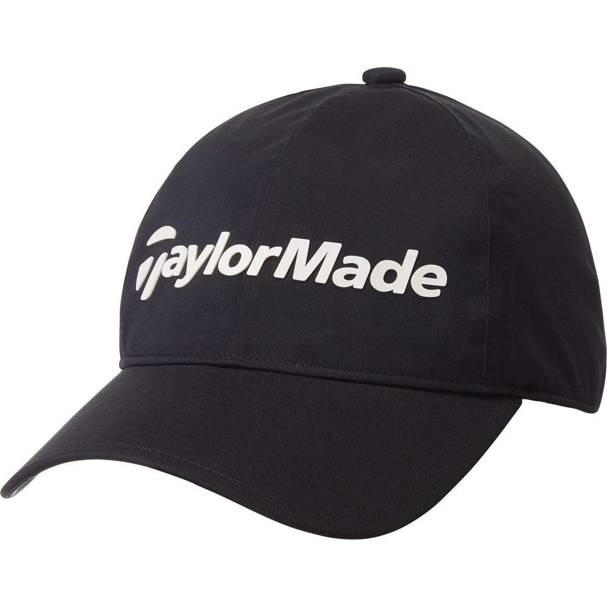 テーラーメイド Taylor Made レインキャップ M/L ブラック