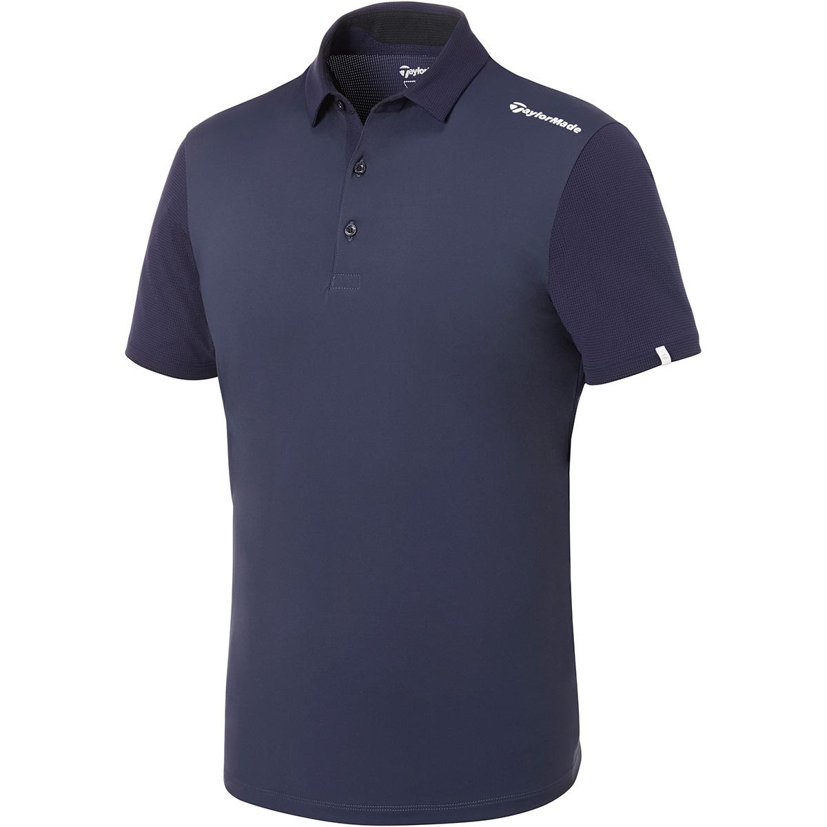 ストレッチ テイラードサマー 半袖ポロシャツ