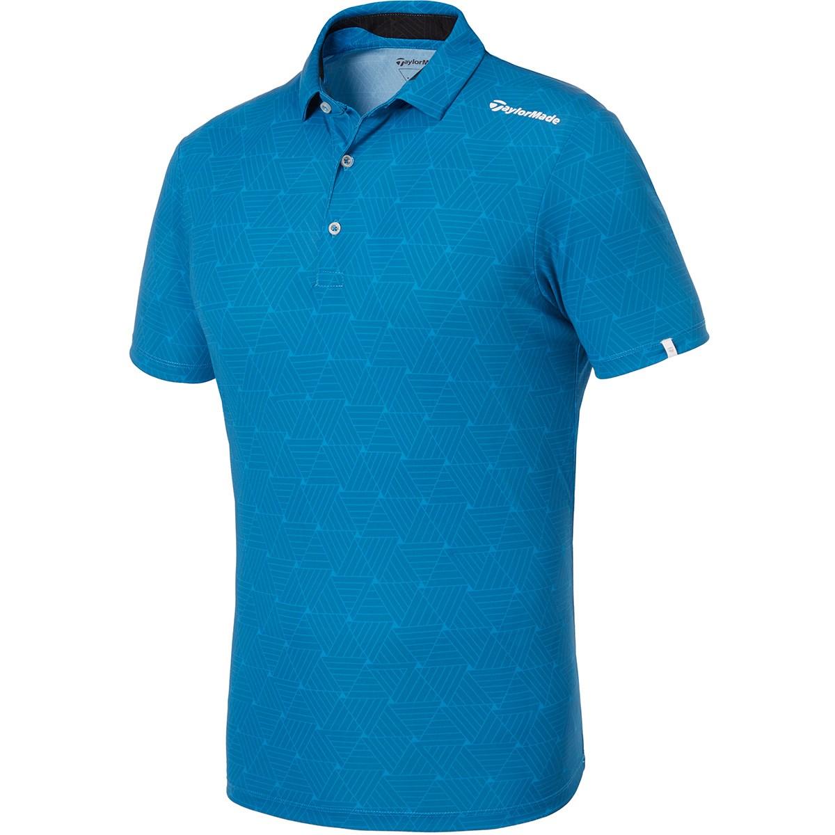 テーラーメイド(Taylor Made) オールオーバーグラフィック 半袖ポロシャツ