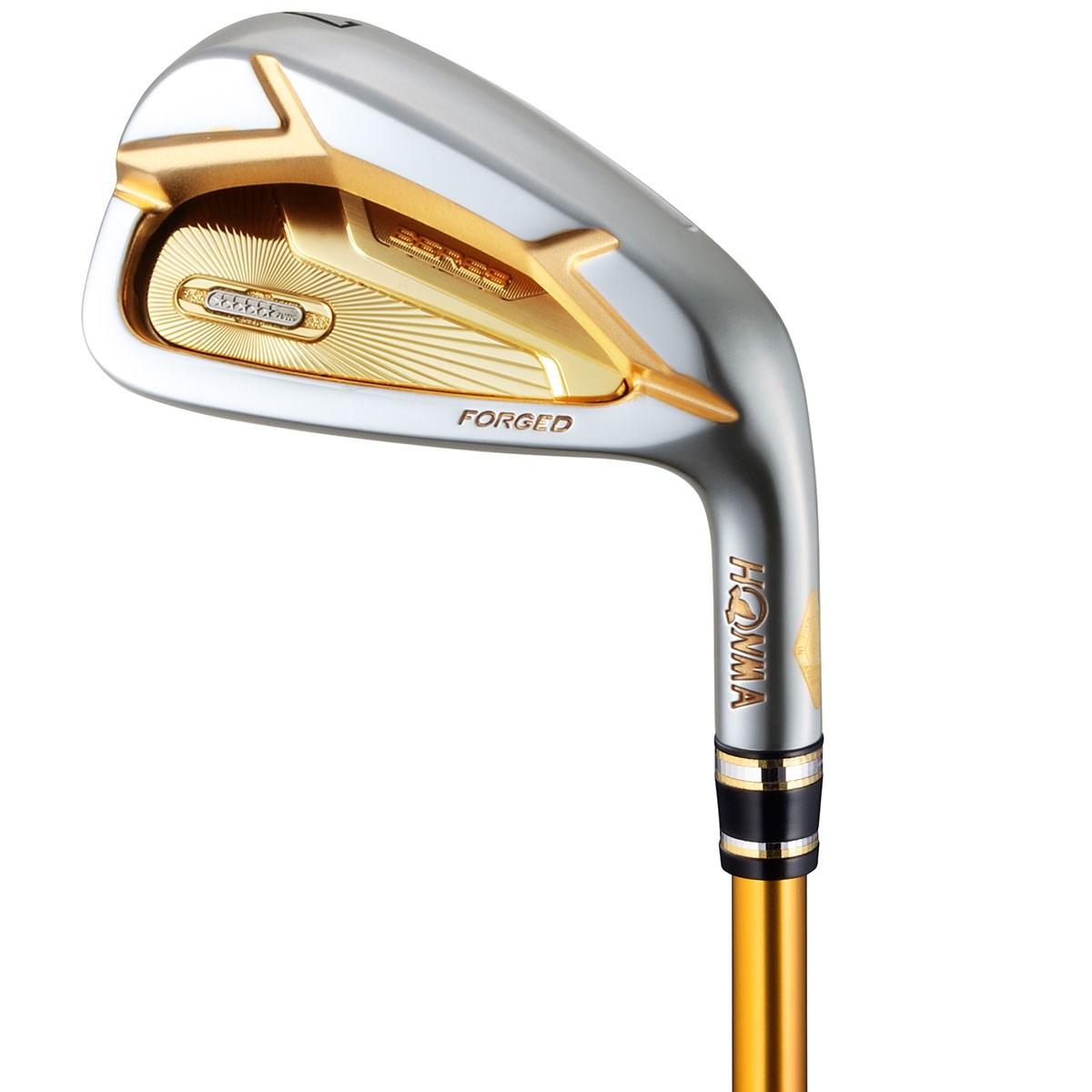 本間ゴルフ(HONMA GOLF) ベレス アイアン(6本セット) ARMRQ ZERO 47 5S