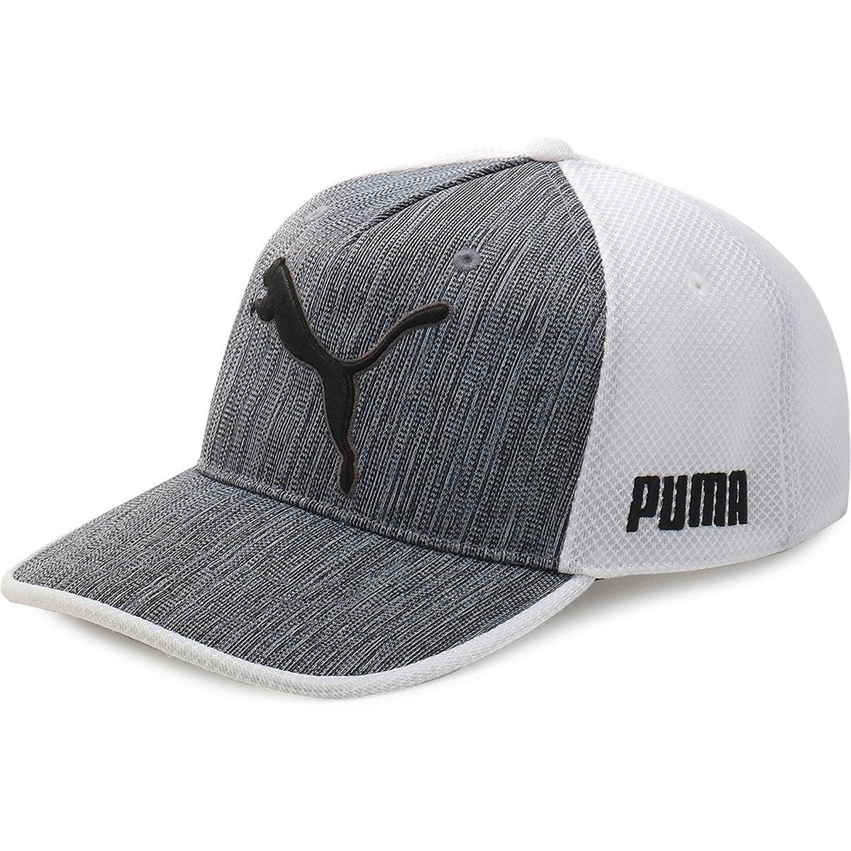 プーマ PUMA ラッセル キャップ フリー ミディアムグレーヘザー 03