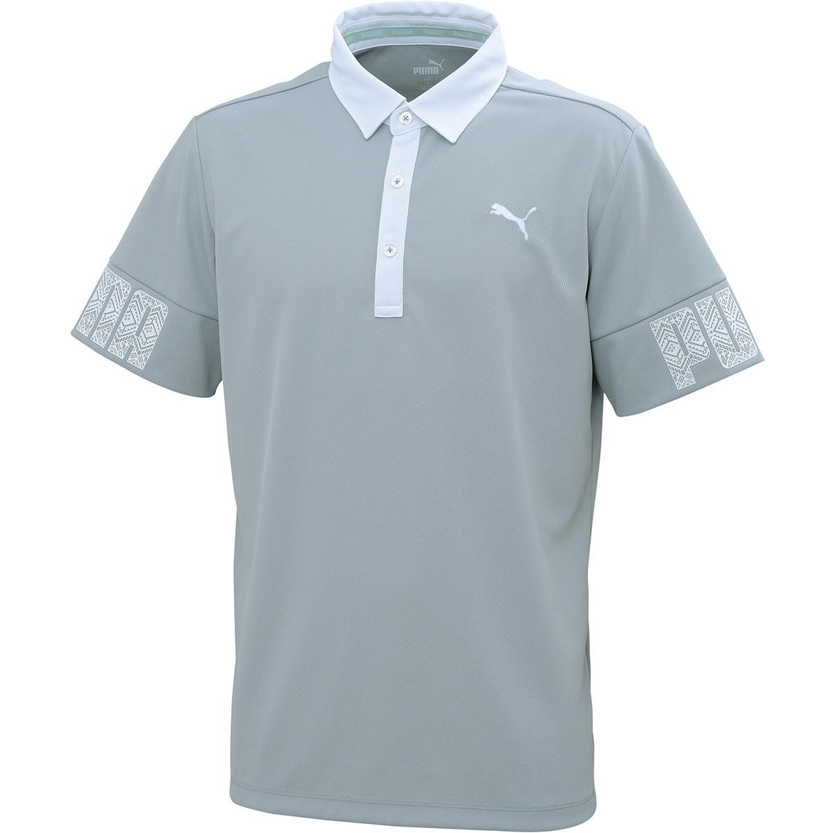クレリック 半袖ポロシャツ