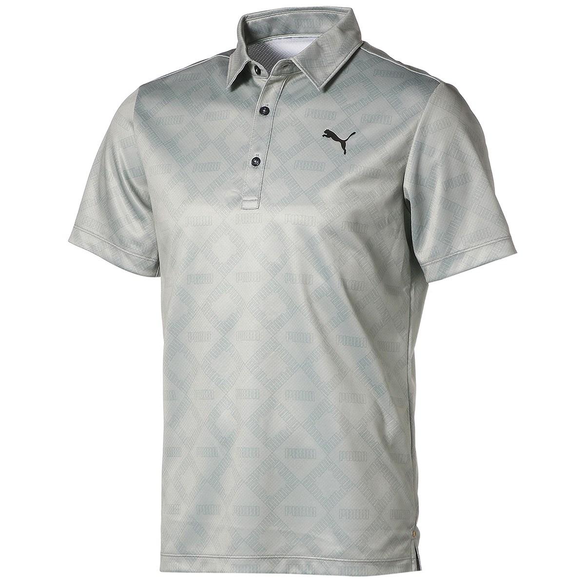 プーマ PUMA モノグラム 半袖ポロシャツ XL ハイライズ 04