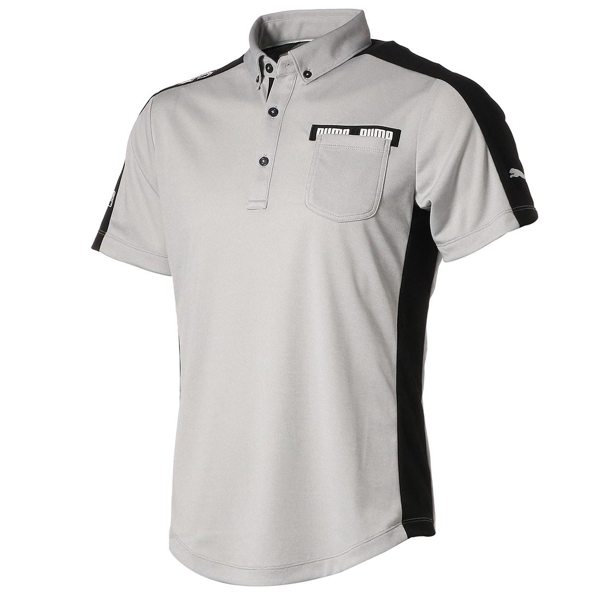 プーマ PUMA ポケット 半袖ポロシャツ L ハイライズ 04