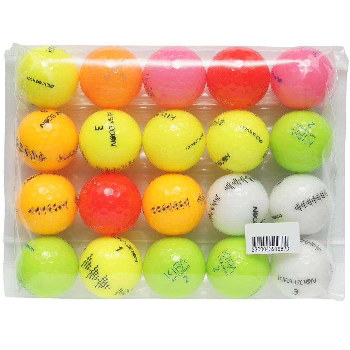 【わけあり品】アソートパック KIRA ボール 20個セット