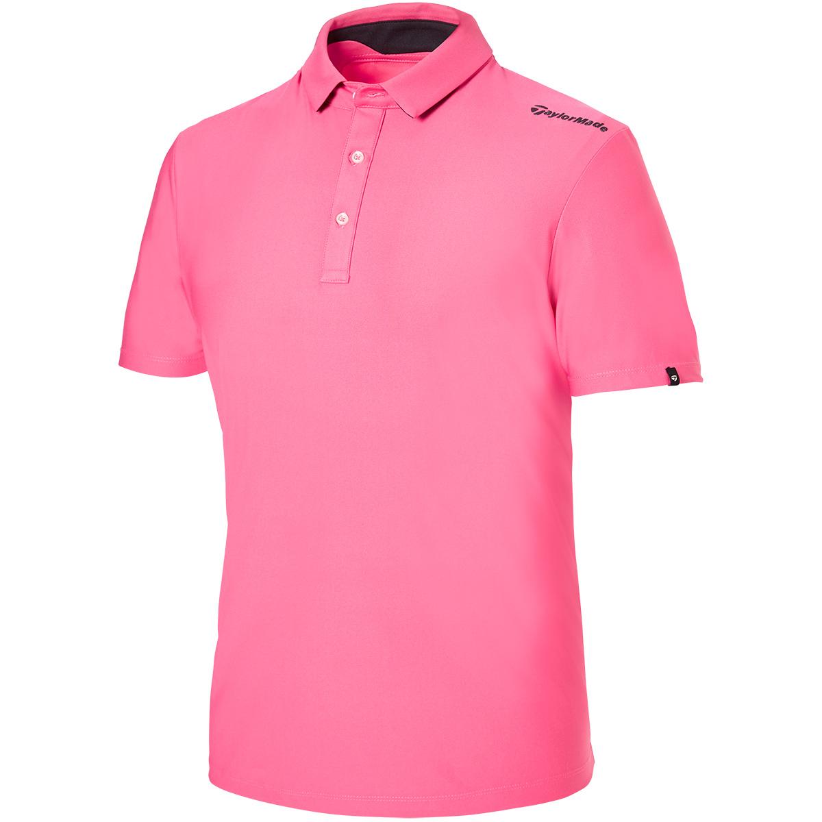 ストレッチ テイラード 半袖ポロシャツ