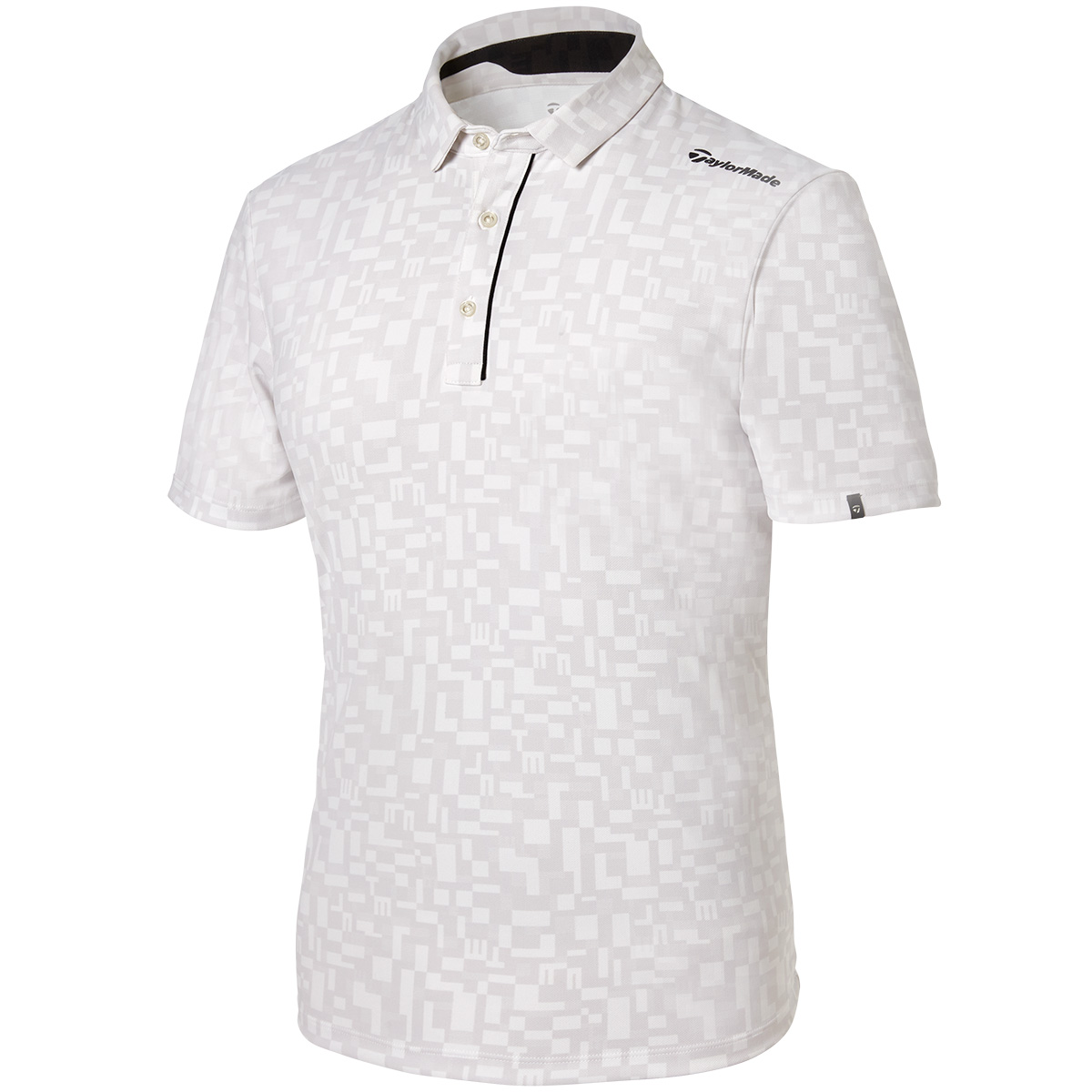 オールオーバーグラフィック 半袖ポロシャツ