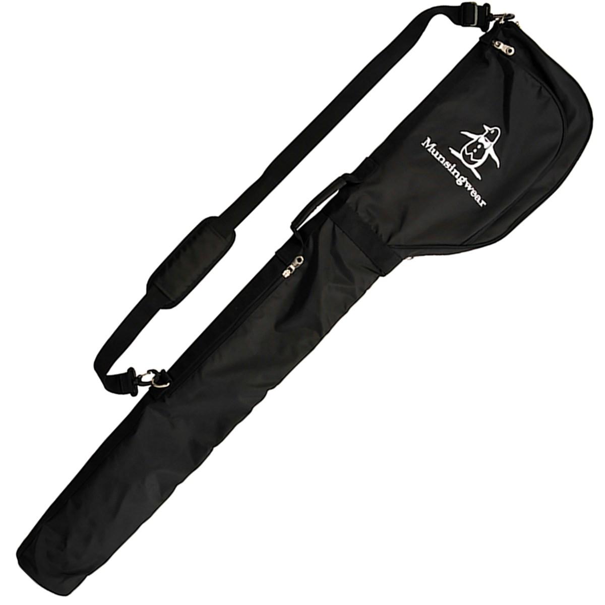 マンシングウェア Munsingwear クラブケース ブラック 00