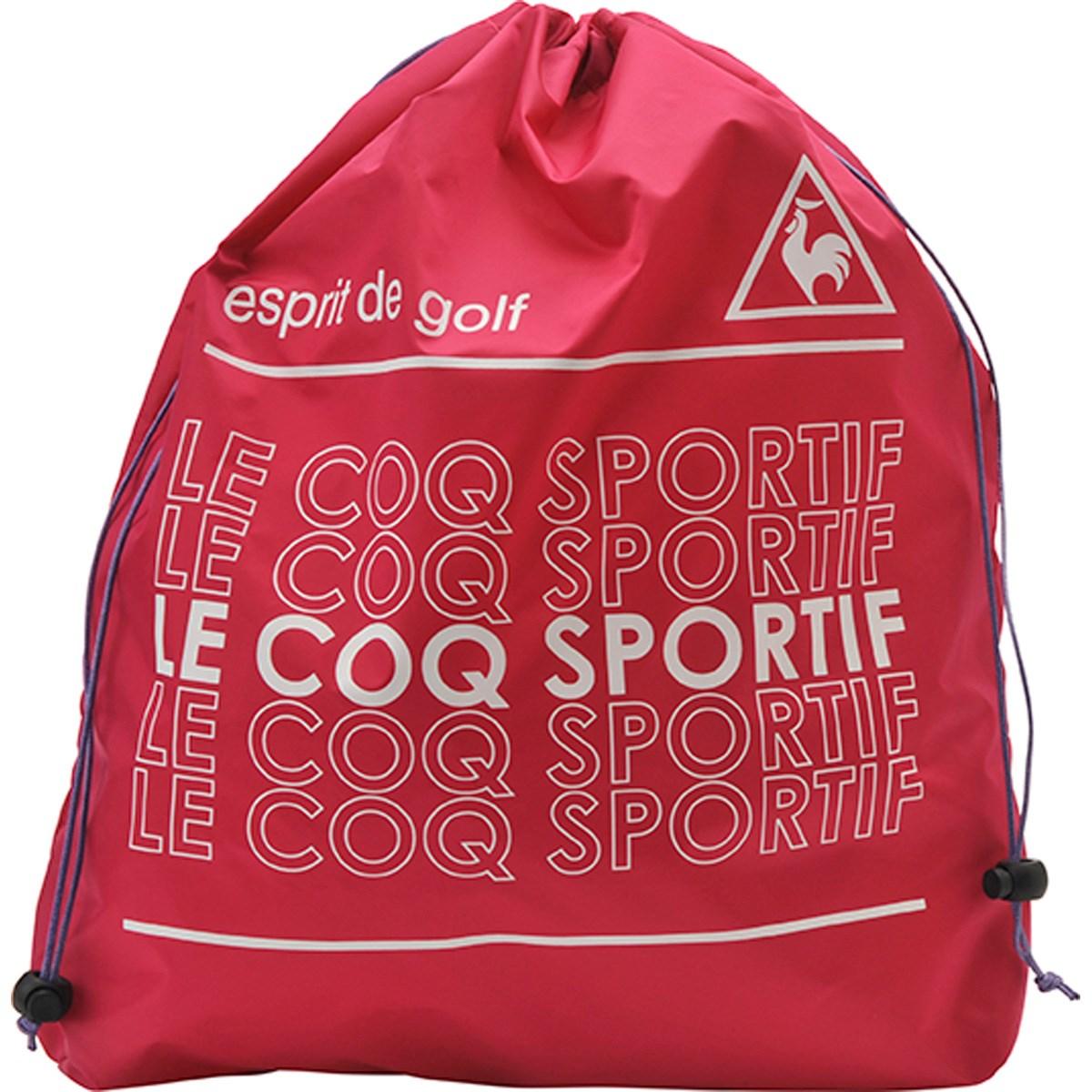 [2020年モデル] ルコックゴルフ Le coq sportif GOLF シューズケース ピンク 00 レディース