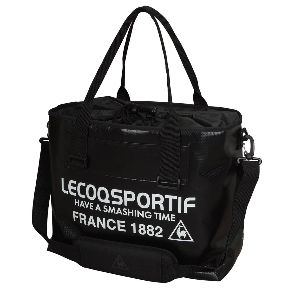 ルコックゴルフ Le coq sportif GOLF ボストンバッグ ブラック 00