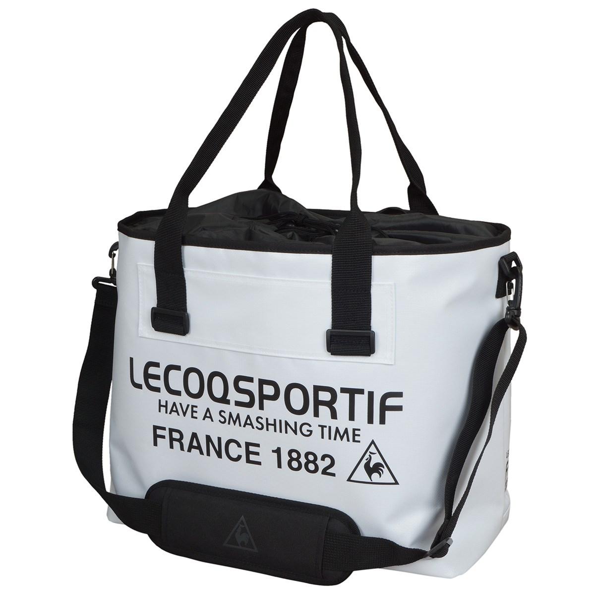 ルコックゴルフ Le coq sportif GOLF ボストンバッグ ホワイト 00