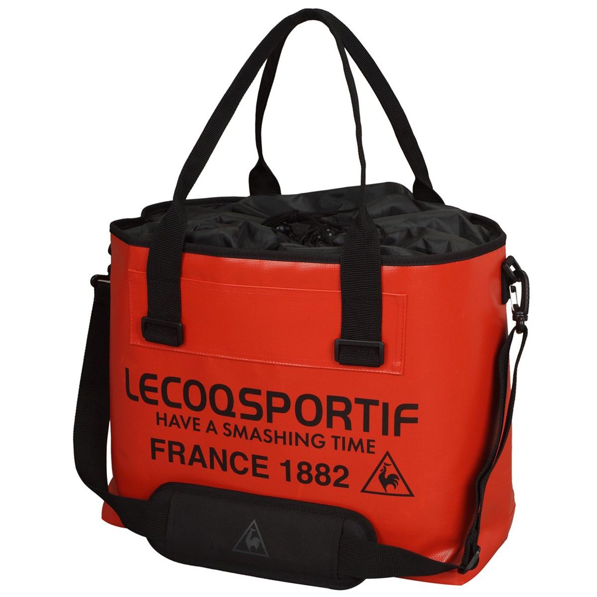 ルコックゴルフ Le coq sportif GOLF ボストンバッグ レッド 00