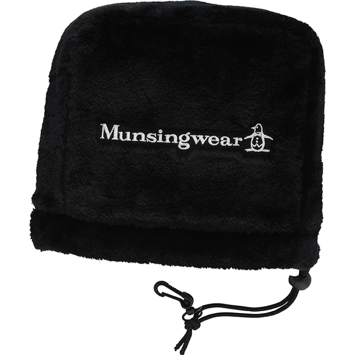 マンシングウェア Munsingwear アイアンカバー ブラック 00