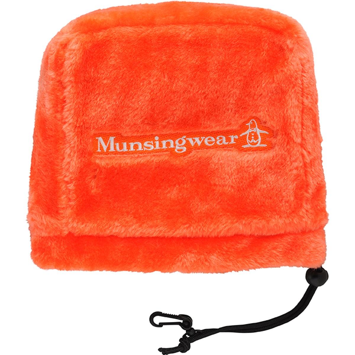 マンシングウェア Munsingwear アイアンカバー オレンジ 00