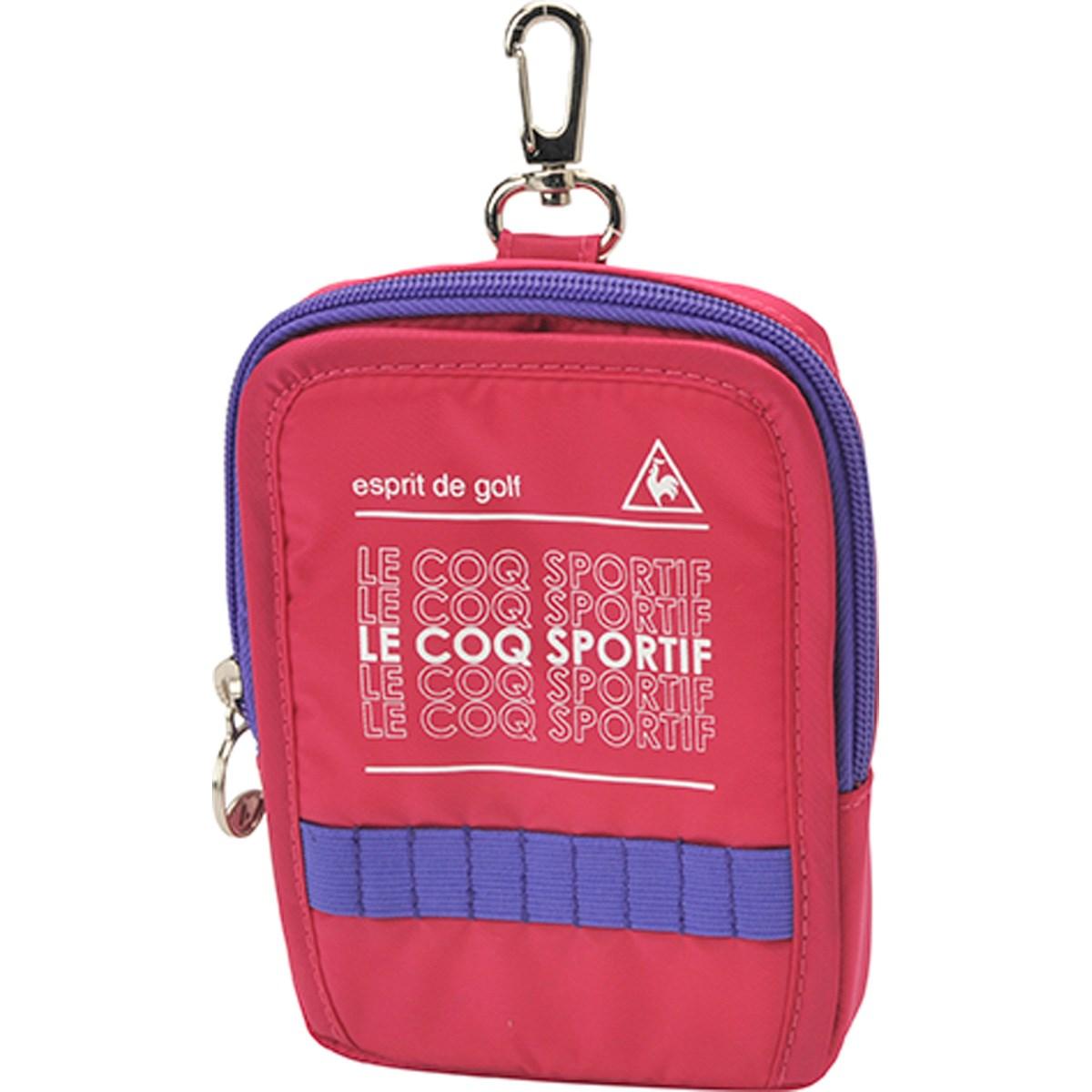 [2020年モデル] ルコックゴルフ Le coq sportif GOLF アクセサリーホルダー ピンク 00 メンズ