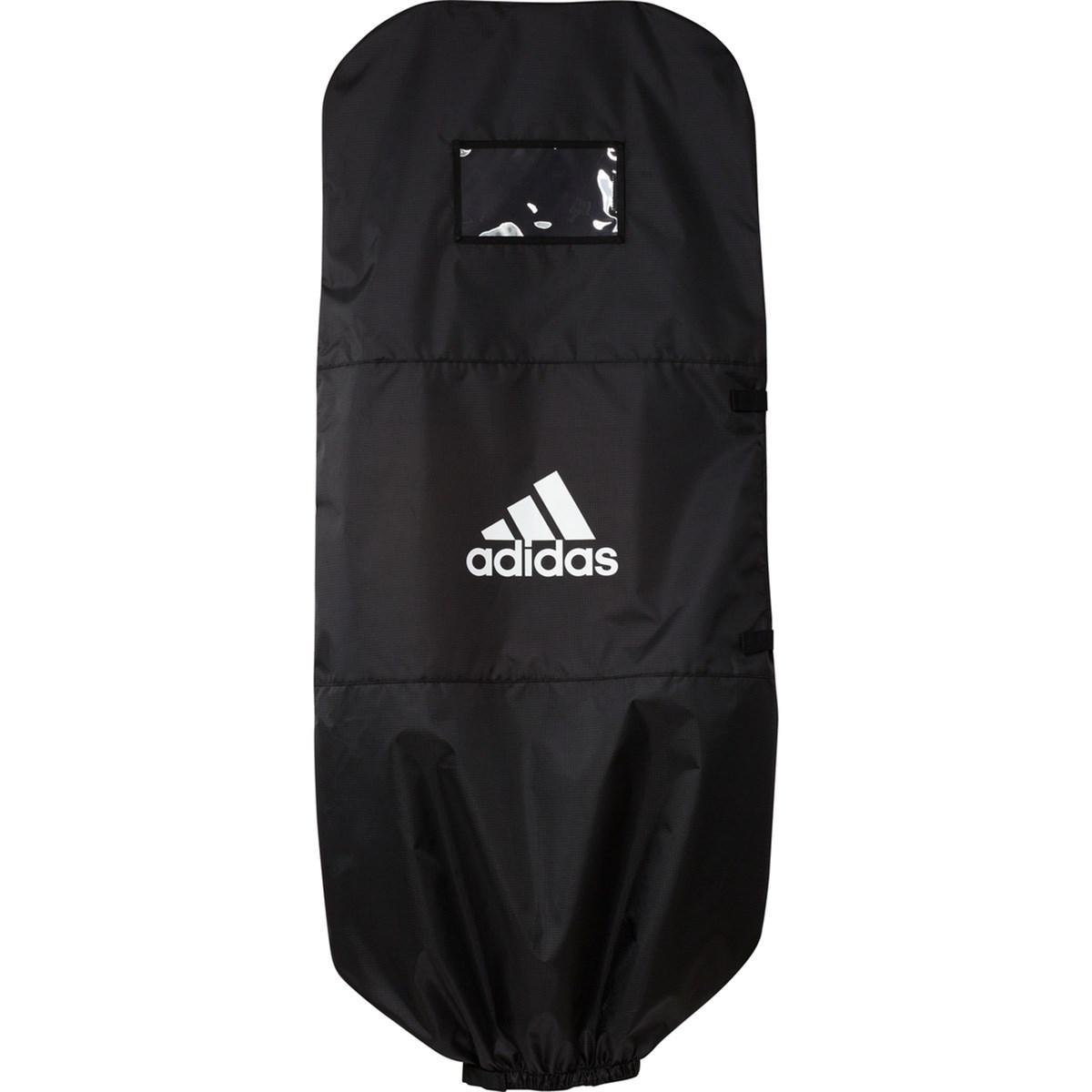 アディダス Adidas トラベルカバー ブラック/ホワイト