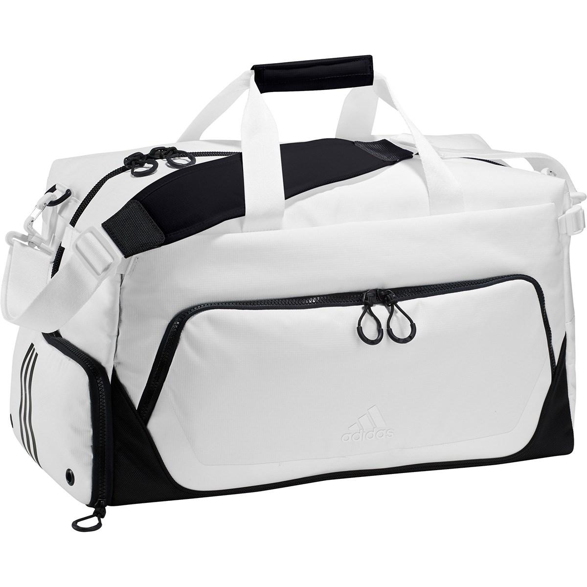 アディダス Adidas ダッフルバッグ ホワイト/ブラック