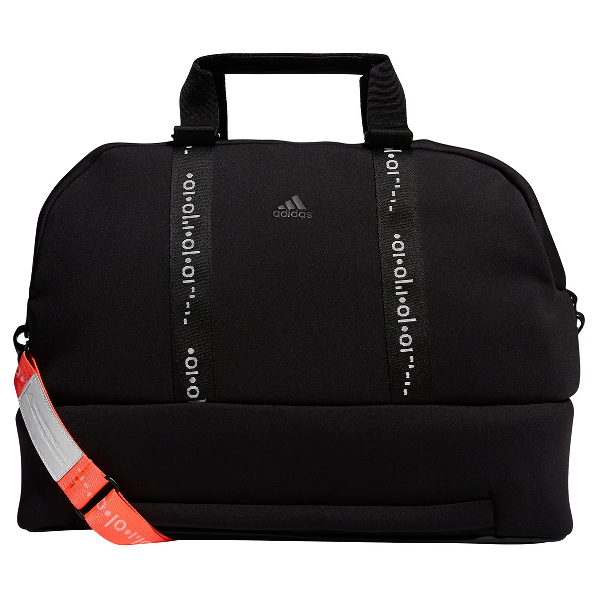 [2020年モデル] アディダス adidas 3ストライプボストンバッグ ブラック/ブラック レディース ゴルフ